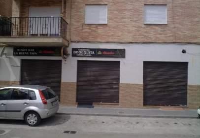 Local comercial en calle Ruperto Chapí