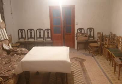 Casa aparellada a calle de Emiliano Montero