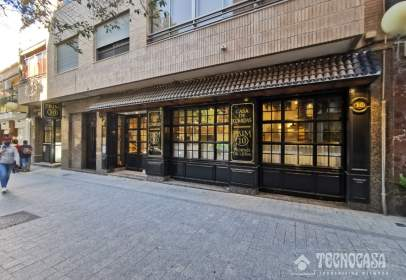 Commercial space in calle General Prim