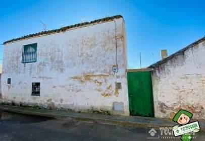 Casa unifamiliar a calle del Doctor Vara Osate