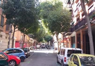 Garatge a calle de Ercilla