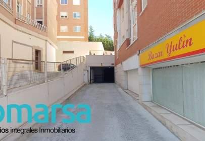 Garatge a calle Agustín Rodríguez Sahagún, nº 5