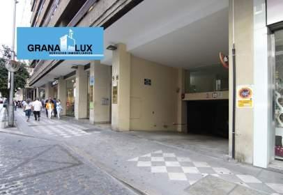 Garaje en calle Recogidas, cerca de Calle Pegarrecio