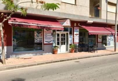 Local comercial en Los Alcázares