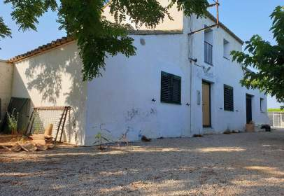 Rural Property in calle Partida Ravanis