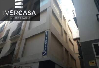 Edificio en calle Monterería