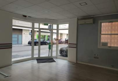 Local comercial en El Pilar-San Pablo