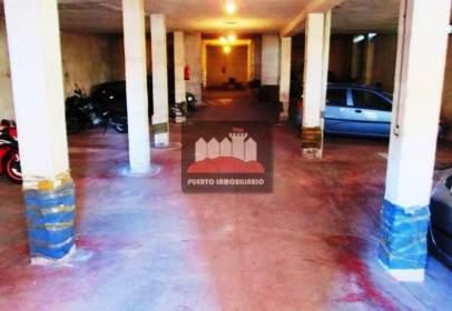 Garatge a Los Castros