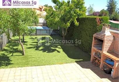 Terraced house in Segovia