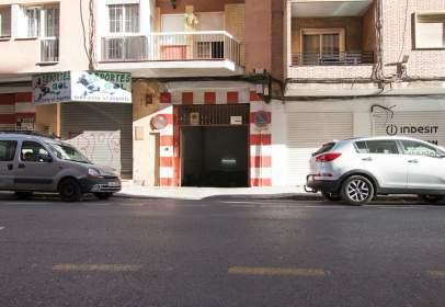 Garaje en calle Doctor Pareja Yebenes