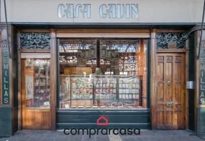 Local comercial en calle Cesar Augusto