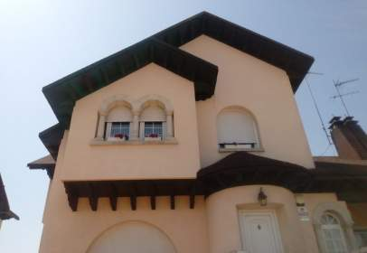 Casa adossada a calle Valle del Arlanzon  en  Ibeas Juarros, nº 11