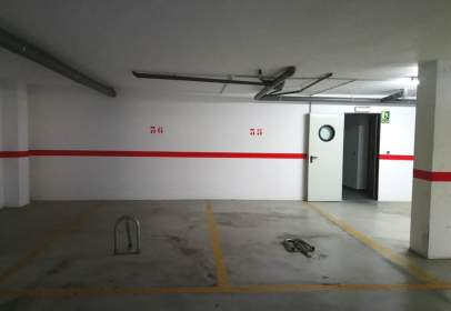 Garaje en calle de los Ángeles, nº 3