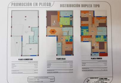 Duplex in Pliego