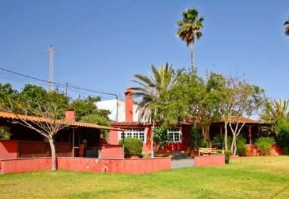 House in calle El Gamonal