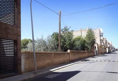 Terreno en calle Sunyer, 120