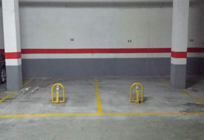 Garaje en calle Lluís Santàngel, nº 22