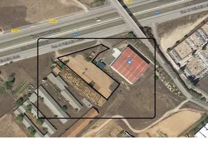 Nau industrial a Carretera Soria