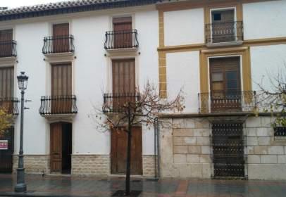 Casa adossada a calle Corredera