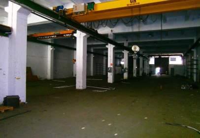 Nave industrial en Avenida Letxumborro