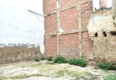 Terreno en calle del Pozo