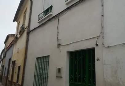 Casa adosada en calle los Cojos