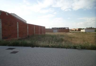 Land in Avda Niort/ Poligono 20