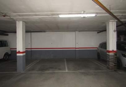 Garatge a calle Antonio Machado