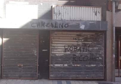 Warehouse in calle San Rafael