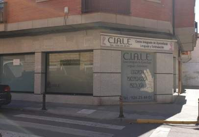 Local comercial en calle calle Hervás y Buendía