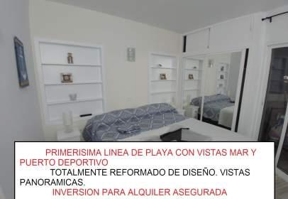 Estudio en Paseo Maritimo Rey de España