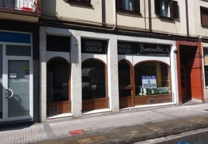 Commercial space in Geltoki Kalea