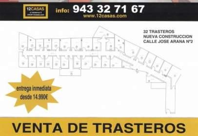 Traster a calle calle José Arana