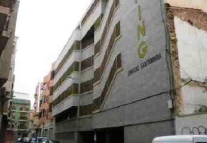 Garaje en calle de Emigdio Santamaría, nº 12