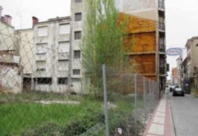 Terreno en calle Santa Maria Bajera, nº 11