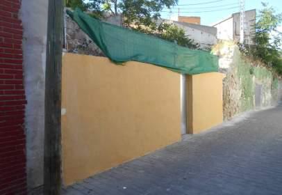 Terreno en calle del Cantón Bajo, nº 22