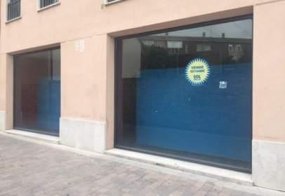 Local comercial en calle del Padre Balbino Velasco, nº 10
