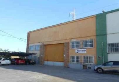 Industrial Warehouse in Avenida de Enrique Gimeno, nº 160C