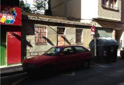 Terreny a calle La Coruña, nº 32