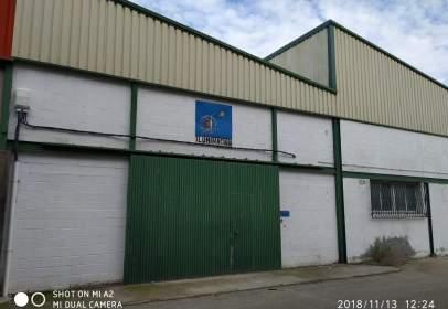 Nau industrial a calle Presidente Rodriguez de La Borbolla, nº 6