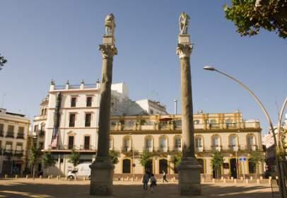 Rustic house in Feria-Alameda