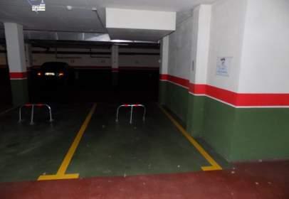 Garage in calle Salon del Abadengo, nº 3