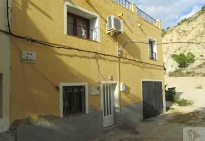 Casa en calle de la Fuensoriana