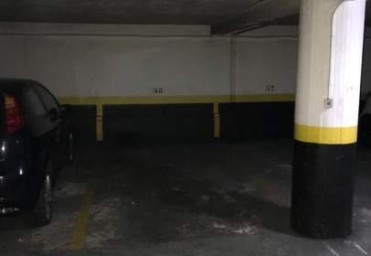 Garaje en calle del Marqués de Valladares