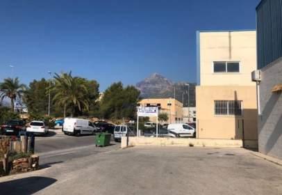 Nau industrial a La Alberca