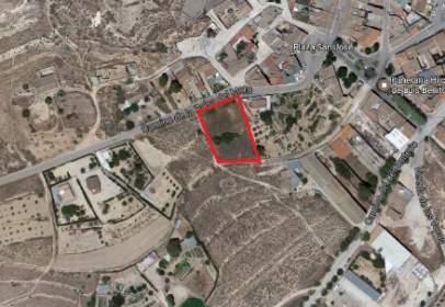 Land in calle Barrio San Jose