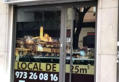 Local comercial en Universitat-Xalets Humbert Torres-Clot