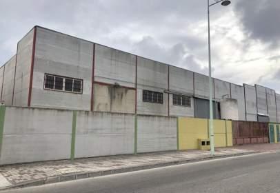 Nave industrial en calle Av Ingeniero Marcos Seguin