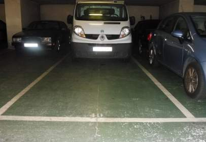 Garatge a calle Aznar Molina, nº 1