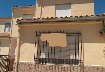 Terraced house in calle del Molino